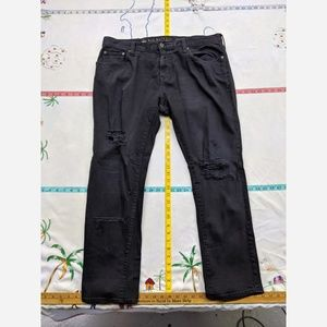 Men's 38x30 Old Navy Skinny Distressed Jeans